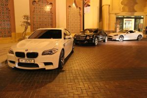 M5, Continental GT and DBS by ramyk