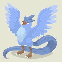 Articuno by 42productions
