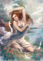 Aphrodite by jurithedreamer