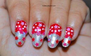 Fun Christmas Nails by Gorgeousnails