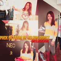 Pack de Selena Gomez. by NayelisEditions