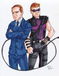 Coulson-and-hawkeye019 by ibroussardart