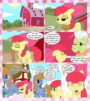 Cutie Mark Crusaders 10k: The Lost 120 by GatesMcCloud