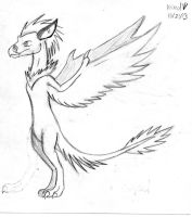 Quetzalcoatyloid by Dinoboy134
