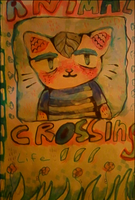 animal crossing mag by Mebuu