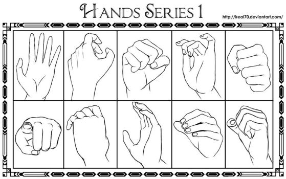 HANDS Series 1 by Kaoyux