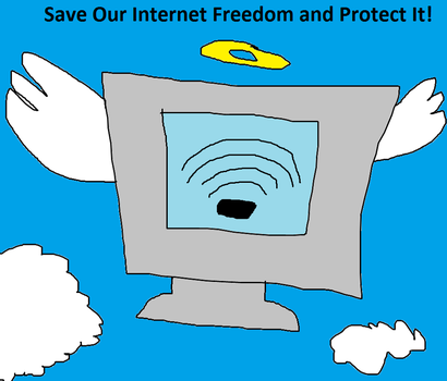 Save Our Free Internet by Tyler5544