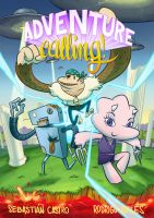 Adventure Calling Cover by Dian3