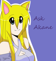 Ask Akane by FeeX123