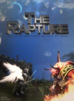 The Rapture - Merchandise Poster by DenJento