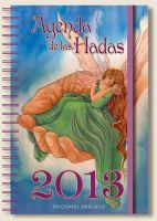 Cover - Faeries personal organizer 2013 by VKart