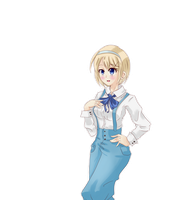 Hetalia: Ukraine by Tomat-in-Cup
