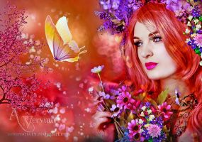 The butterfly stranger by annemaria48