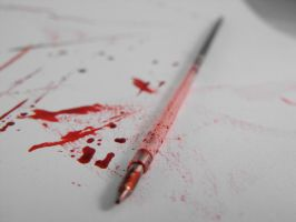 Red Pen 3 by EmeralFairy