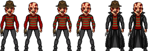 Freddy Krueger by MegaZeo