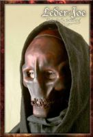 Mask 'Der Grinser' -1 by Leder-Joe
