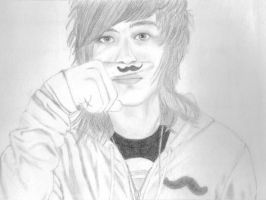 Jordan from The Ready Set by RachDisaster