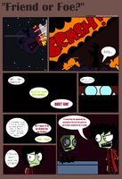 Encounter Short comic (Commission/Artwork Request) by Mikage-YoshinoAnerin