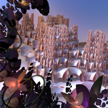 Route 66 in fractal overdrive by solark