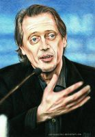 Steve Buscemi by andreasmichel