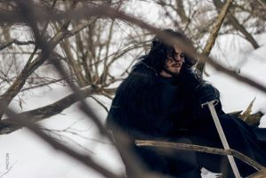 Jon Snow cosplay by MrProton