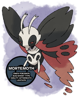 #075 Mortemoth by NachtBeirmann