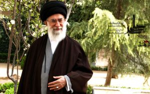 imam-seyed-ali-khameneie by shiawallpapers
