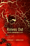 Knives Out Wallpaper Pack by ipholio