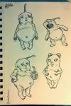 Bubbatronic Sketches by VascoBz