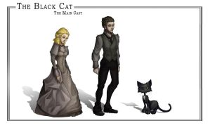 .The Black Cat - Continued. by Sulfyr