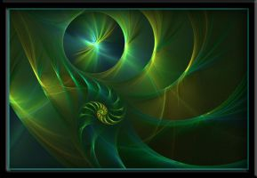 Something in Green by Colliemom