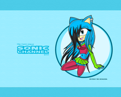 .::Destiney Sonic Channel::. by ShaDestineygirl