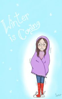 Winter is coming :D by saranelxx