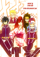 Fairy Tail 303 by Kiriku-Kilik