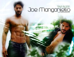 True blood- Joe Manganiello by hazelxxx