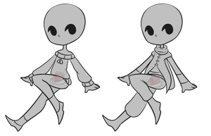 Lineart Adopts 2 -CLOSED- by CoffeeCake-Adopts