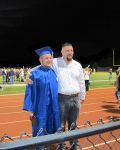 Proud Dad and Graduate by PridesCrossing