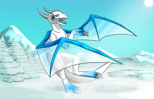 Contest 1st prize: Freeze by Natsuakai