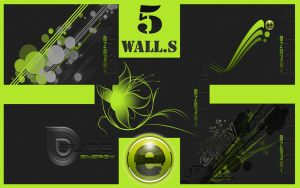 pure energy wall,s by coolcat21