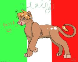 greetings from Italy by Wolvestorms