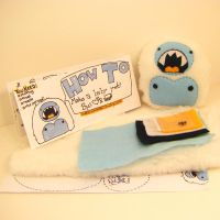 MAKE YOUR OWN BABY YETI KIT by loveandasandwich
