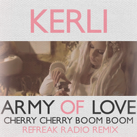 Kerli - Army of Love - CCBB by armyoflove