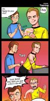 Startrek-tearing by simengt
