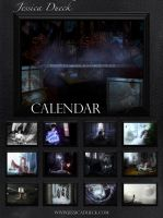 Framed Calendar 2016 Artworks by StarsColdNight