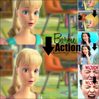 Barbie PS ACTION by runaways-rocks
