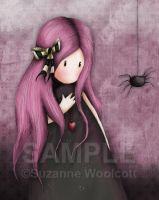 Spider Spider by gorjuss