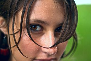 Your eyes are the brightest by Houlton