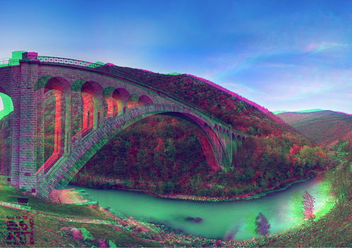 M-G Anaglyph, 1. by DrawerZZ