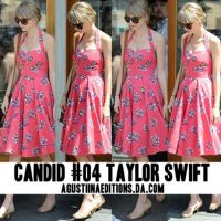 Candid #04 Taylor Swift HQ by AguustiinaEditions