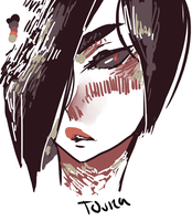 Touka Request by Ujei